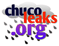 Chucoleaks logo